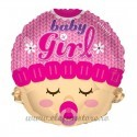 Balon Figurina Sweet Baby Girl 50cm