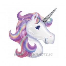 Balon Mini Unicorn Pastel