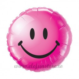 Balon Smiley Face Roz
