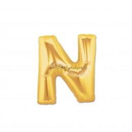 """Balon """" Litera L """" Gold"""