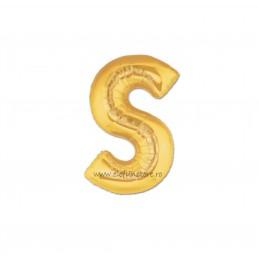 """Balon """" Litera R """" Gold"""
