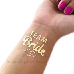 Tatuaj Auriu Bride