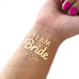 Tatuaj Auriu Team Bride