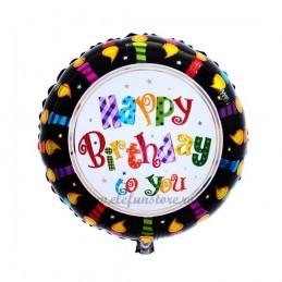 Balon Happy Birthday to you
