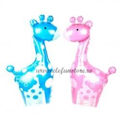 Balon Mini Girafa Fetita