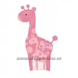 Balon Girafa Fetita 90 cm