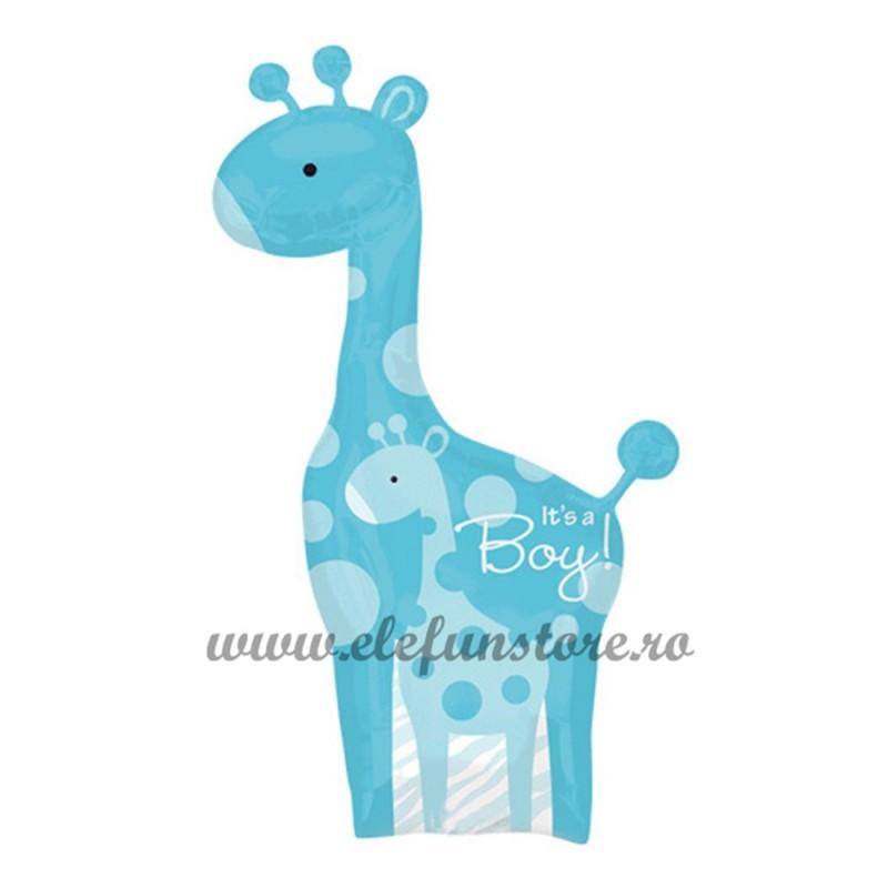 Balon Girafa Baietel 90 cm
