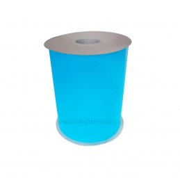 Rola tulle bleu 90m