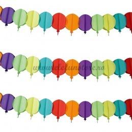 Ghirlanda cu baloane multicolore