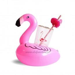 Suport Pahar Flamingo pentru Piscina