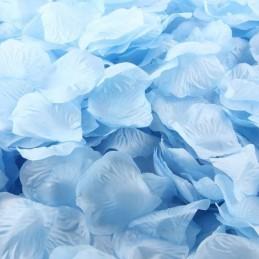Set 150 petale bleu de trandafir