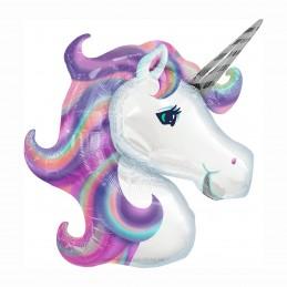 Balon Unicorn Pastel 120cm