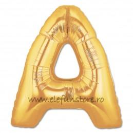 "Balon ""Litera B"" Gold"