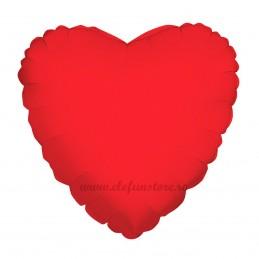 Balon Inima Rosie 80cm