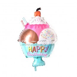 Balon Cupa Inghetata 72cm