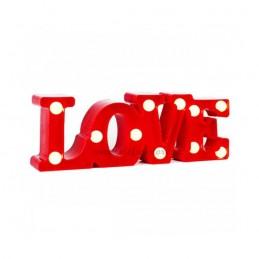 Decoratiune LED Love
