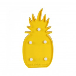 Decoratiune LED Ananas