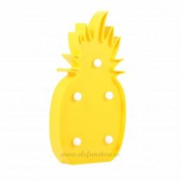 Decoratiune LED Ananas