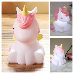 Decoratiune LED Unicorn
