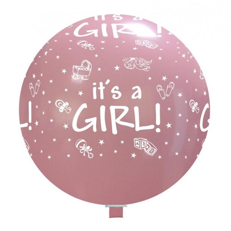 Balon Jumbo It's a Girl