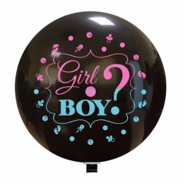 Balon Jumbo Girl or Boy ?