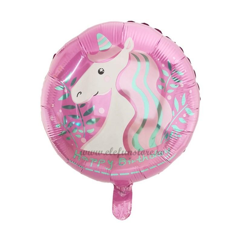 Balon Unicorn Party Roz