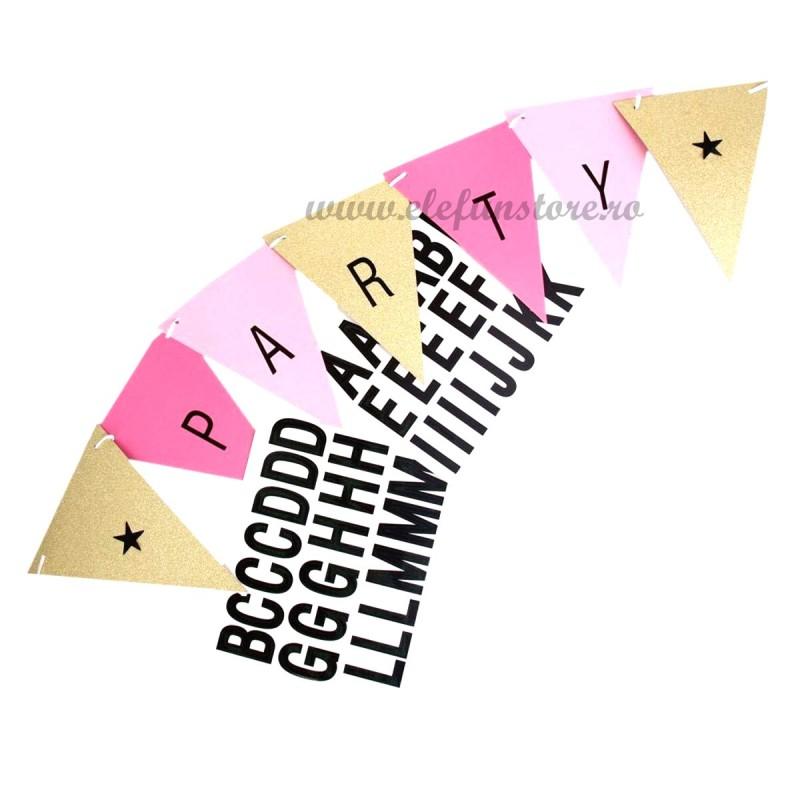 Banner Stegulete Personalizabile Girl