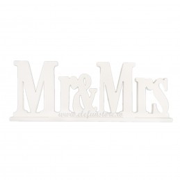 Decoratiune MR&MRS