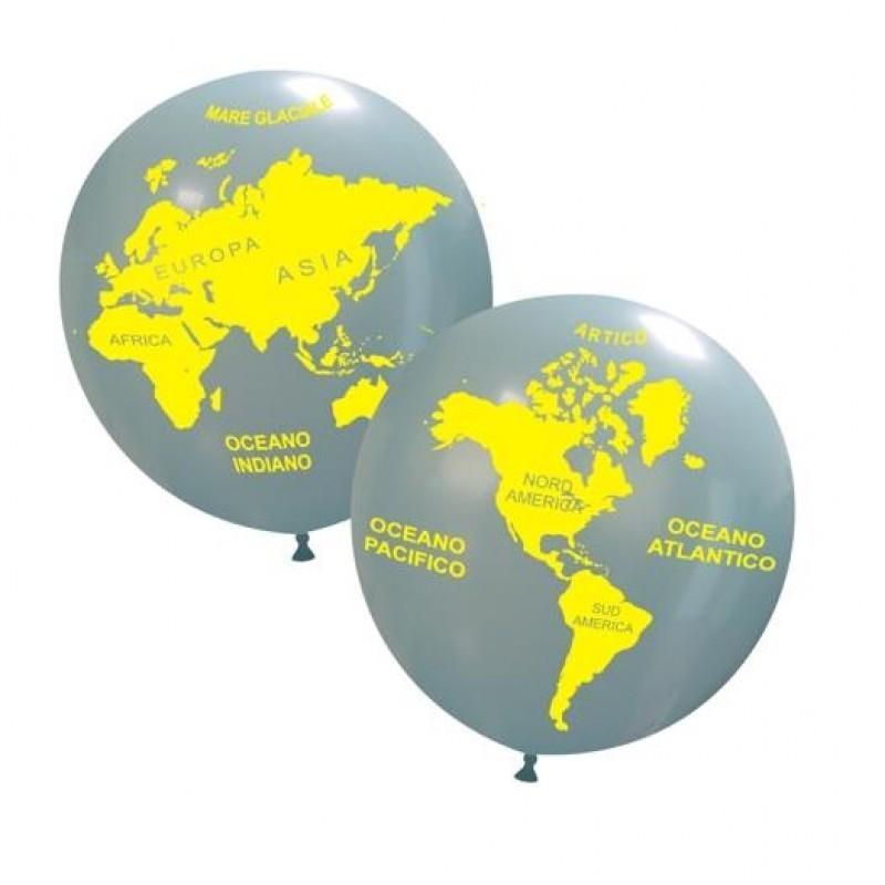 Balon Jumbo Glob Pamantesc