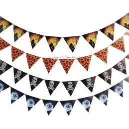 Banner Halloween Casa Bantuita