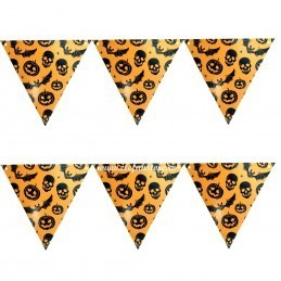 Banner Halloween Party