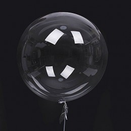 Balon BOBO Transparent 45 cm