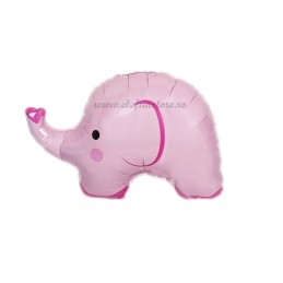 Balon Elefant Roz