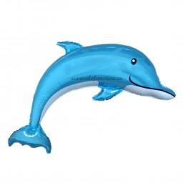 Balon Delfin Bleu 116 cm