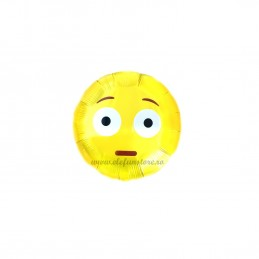 Mini Balon Emoticon Surprised