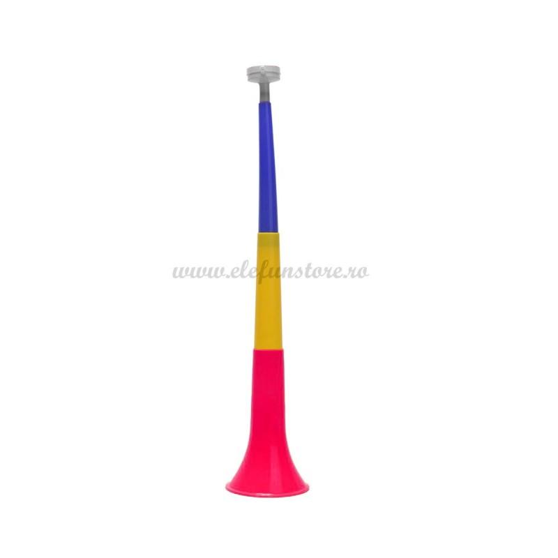 Vuvuzela tricolora 60cm