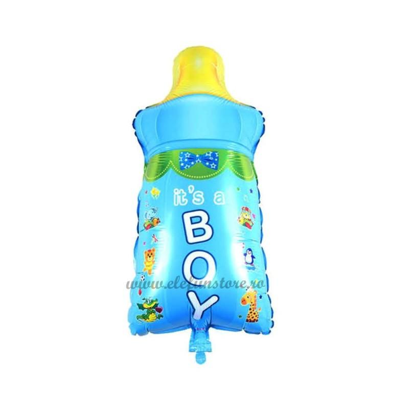 Balon Biberon Boy 75 cm