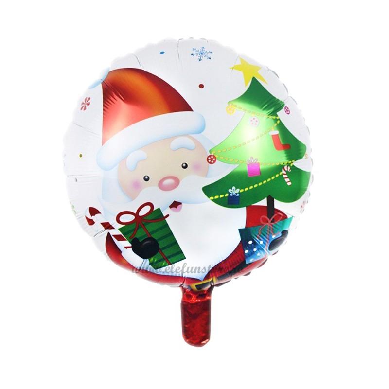 Balon Cadouri de la Mos Craciun