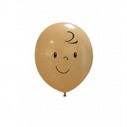 Set 10 baloane Bebelus Baietel 13 cm