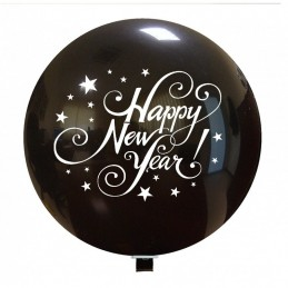 Balon Jumbo Happy New Year