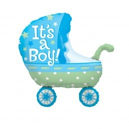 Balon Carucior It's a Boy