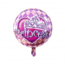 Balon Roz Princess