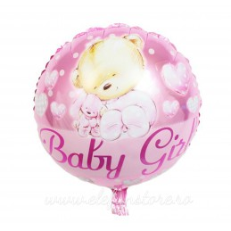 "Balon ""A New Little Pricess "" Roz"