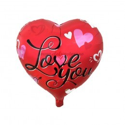 Balon Inima LOVE YOU More