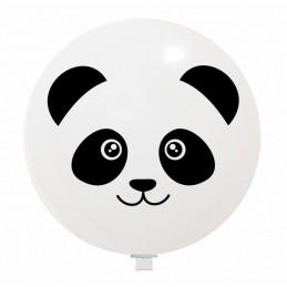 Balon Jumbo Panda Face