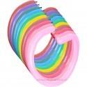 Set 100 Baloane Modelaj Medium Asortate Metalizate