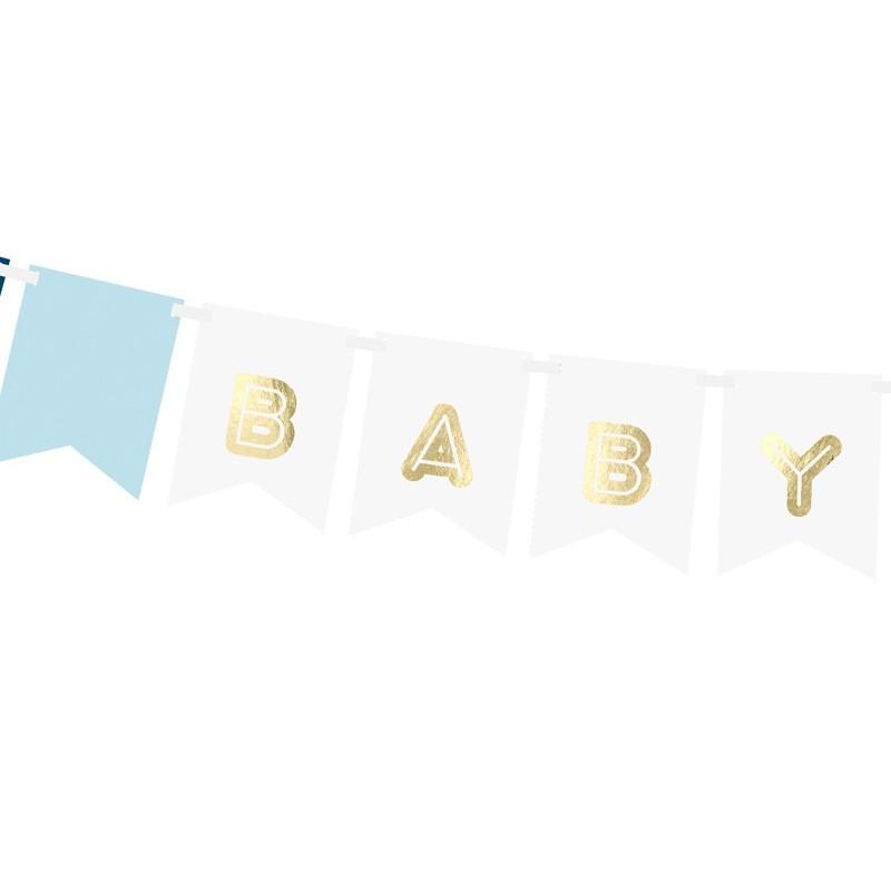 Banner Baby Boy 1.6m