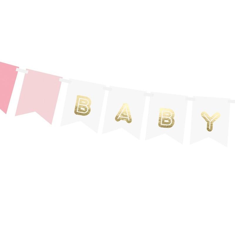 Banner Baby Girl 1.6m