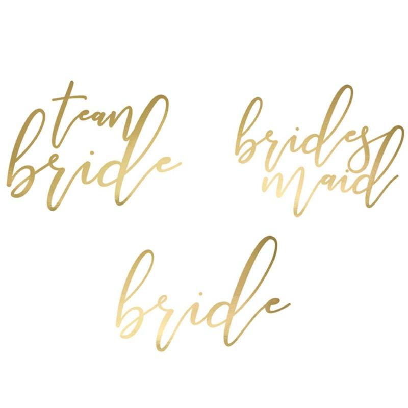 Set 15 Tatuaje Bride Aurii