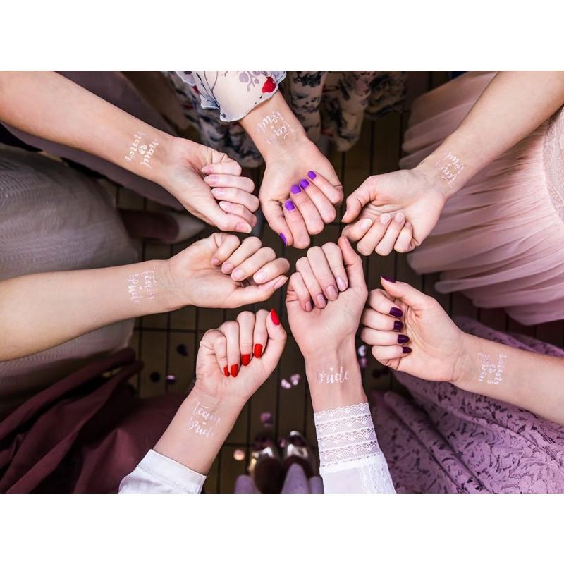 Set 13 Tatuaje Bride Rose Gold